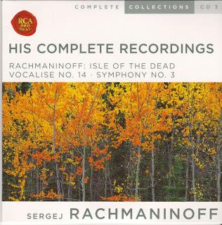 Rachmaninov: La isla de los muertos