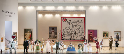 """""""IL VIAGGIO A REIMS"""" (Gioachino Rossini) - Palau de les Arts - 03/03/20"""