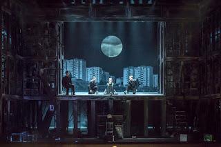 La Dame de Pique de Tchaïkovski mis en scène par Olivier Py, première grande production d'Opéras au Sud (Région PACA)