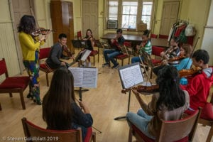 Reflections from a Philadelphia Sinfonia Student