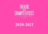 Français - Une saison 2020-2021 qui s'inscrit dans le Temps au Théâtre des Champs-Elysées