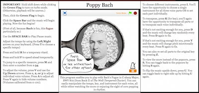 Bach Day #6: Pass the Popcorn