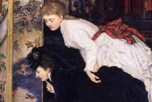 JAMES TISSOT : la femme, la mode, le spirituel
