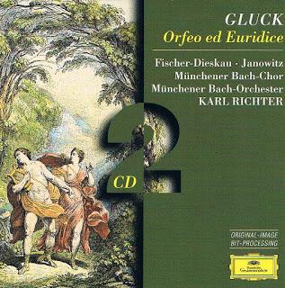 Gluck: Orfeo y Eurídice