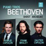 Les frères Capuçon et Frank Braley,  une Dream Team pour deux trios à clavier de Beethoven