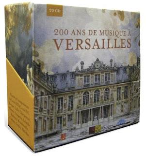 Confinement à Versailles, en musique