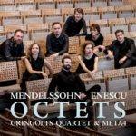 Le Quatuor Gringolts et Meta4 illuminent les Octuors de Mendelssohn et d'Enesco