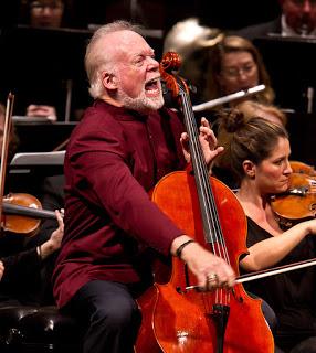 Lynn Harrell, immense violoncelliste new-yorkais, est mort. Il avait 76 ans