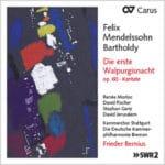 Mendelssohnpar Bernius: une Nuit de Walpurgis peu enflammée