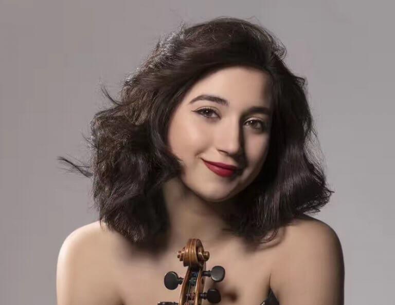 NOUVELLE | Isabella D'Éloize Perron nommée Révélation Radio-Canada en musique classique