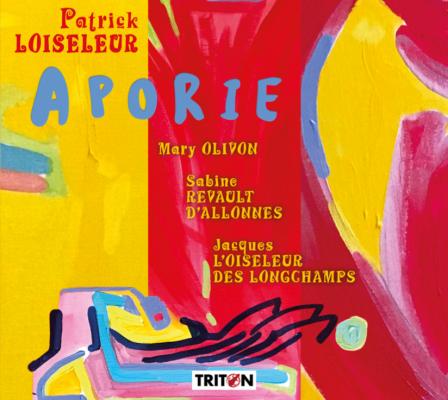 L'album Aporie disponible en streaming