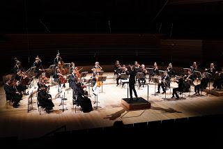 """Avec la série """"Le temps retrouvé"""", les orchestres de Radio France ont repris leur activité dans leur superbe Auditorium après trois mois d'interruption forcée"""
