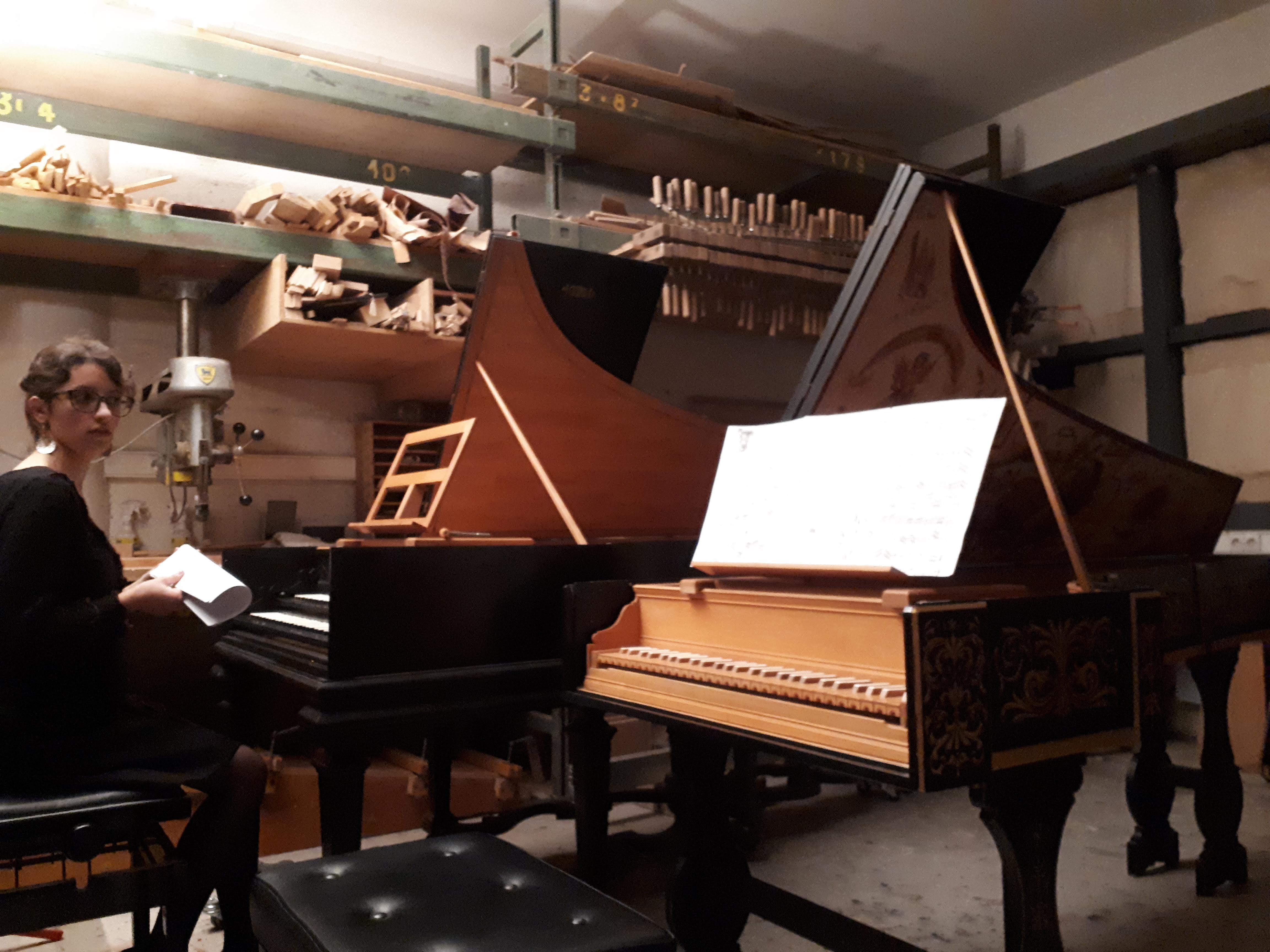 À la recherche de concerts résurgents (à Paris)