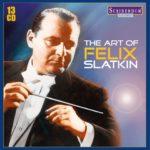 Enfin une compilation digne du chef d'orchestre américain Felix Slatkin