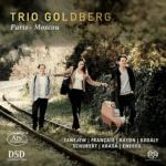 Voyage transfrontalier avec le trio Goldberg