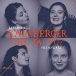 Pour le premier album des Kapsber'girls: des villanelles de… Kapsberger