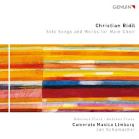 Ridil: Solo Songs and Works for Male Choir (Genuin)
