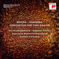 Reicha Romberg Concertos for two Cellos (Sony)