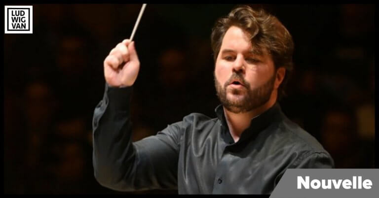 NOUVELLE   Simon Rivard nommé chef associé du Toronto Mendelssohn Choir