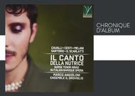 Français - Chronique d'album : Il Canto della Nutrice, de Marco Angioloni