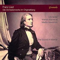 Franz Liszt - The Sound of Weimar (Gramola)