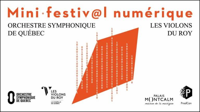 L'Orchestre symphonique de Québec et les Violons du Roy de retour sur scène