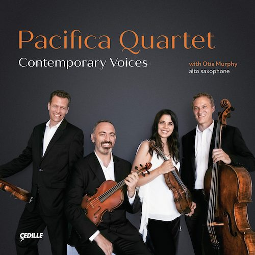 Pacifica Quartet serves up a bracing disc of women composers