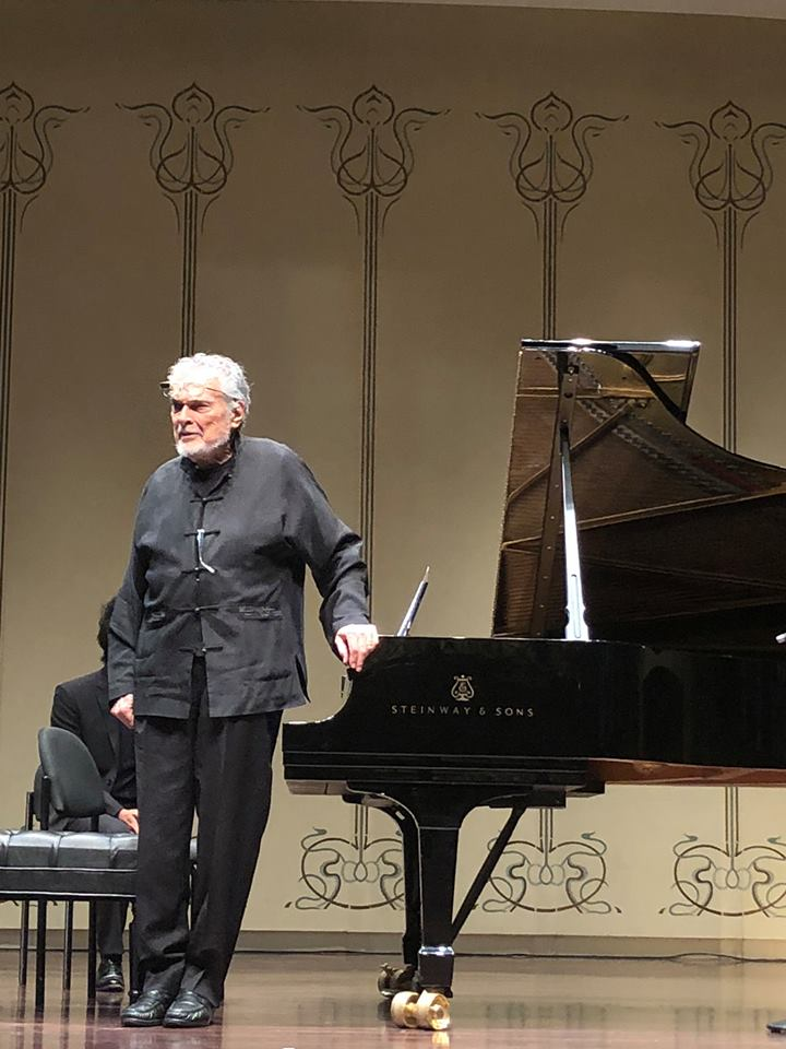 Death of a great American pianist