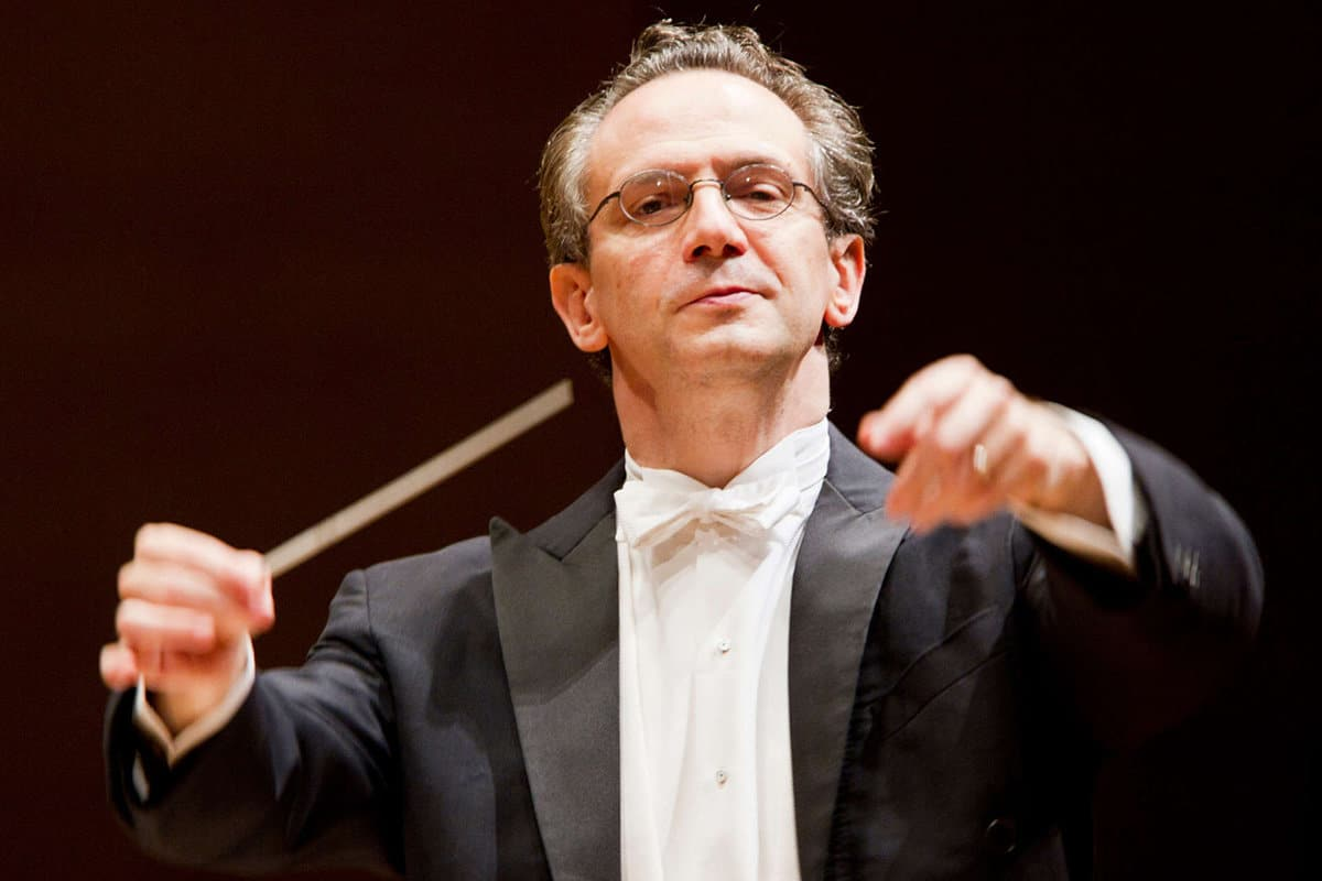 Fabio Luisi will debut with audience of 75