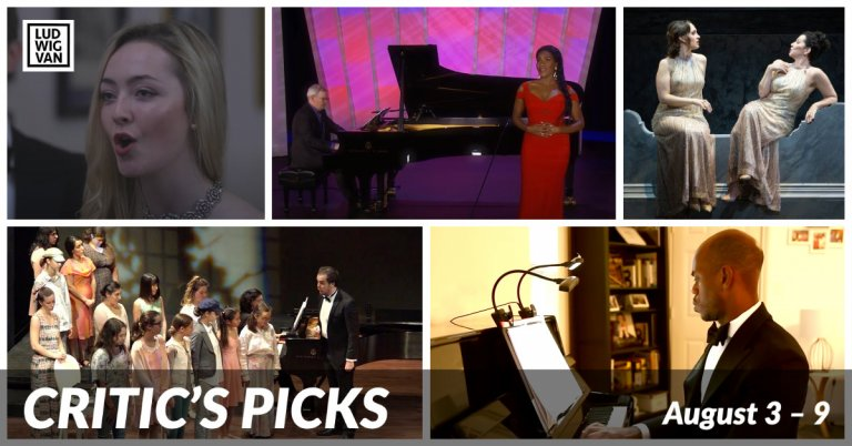 CRITIC'S PICKS | Virtual Concerts You Absolutely Need To See This Week