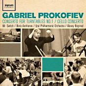 Gabriel Prokofiev: Concerto for Turntables No. 1 (CD review)