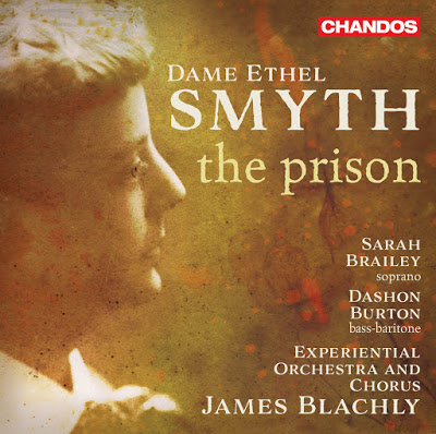 On disc at last: Ethel Smyth's late masterwork, The Prison, receives its premiere recording in a fine performance from American forces