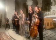 Français - Eva Zaïcik magnifie Vivaldi aux Musicales du Luberon