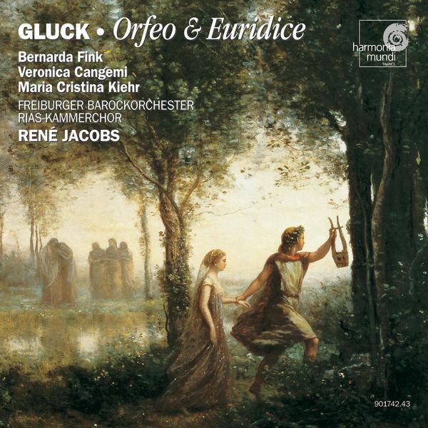 Gluck en 5 CD : une discographie idéale