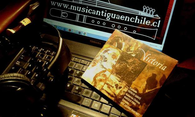"""El programa radial AL MODO ANTIGUO, iniciativa de """"Música Antigua en Chile"""" lanza nueva temporada de sorteos de discos de músicos chilenos."""