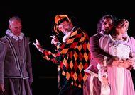 Français - Kristian Paul incarne un intense Rigoletto au Festival Durance Luberon