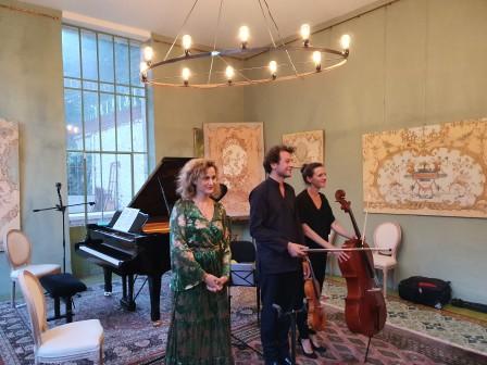 Clémence de Grandval: Trios avec Piano (Festival Rosa Bonheur)
