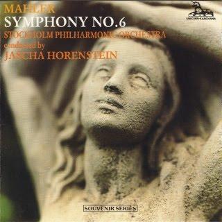 Sinfonía nº 6 de Mahler: discografía comparada