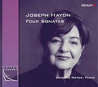 Joseph Haydn - Four Sonatas (Genuin)