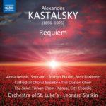 Première gravure mondiale du poignant Requiem d'Alexander Kastalsky