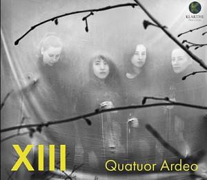 CD événement, critique. XIII : Crumb, Schubert. Quatuor Ardeo (1 cd Klarthe records)
