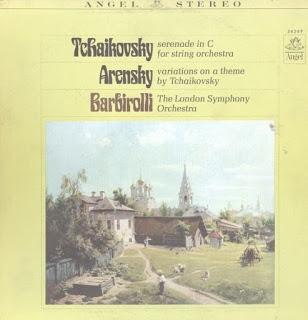 Intenso y desgarrador Tchaikovsky por Barbirolli en Londres