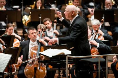 Haitink y Mehta dirigen Bruckner en Berlín