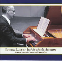 Fantasies & Illusions - Bach's Sons And The Fortepiano (K&K)