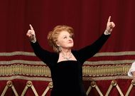 Français - Edita Gruberová renonce au Maggio Musicale Fiorentino et met un terme à sa carrière