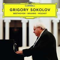 Grigory Sokolov. Beethoven - Brahms - Mozart. (Deutsche Grammophon)