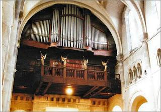 Découverte de l'orgue Abbey de Clichy