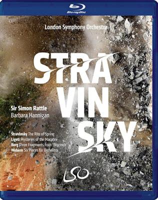 Simon Rattle en Londres: Webern, Berg, Ligeti, Stravinsky