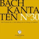 Volume 30 de l'intégrale des cantates par la J.S. Bach-Stiftung