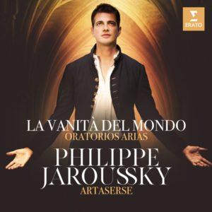 Philippe Jaroussky lanza un nuevo CD con arias de oratorios